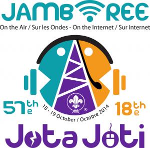 JOTA 2014 WOSM logo